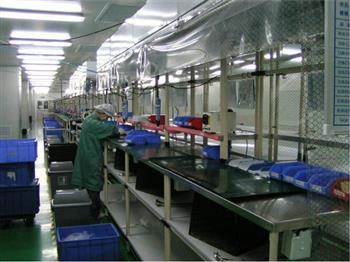 独立工作台生产线
